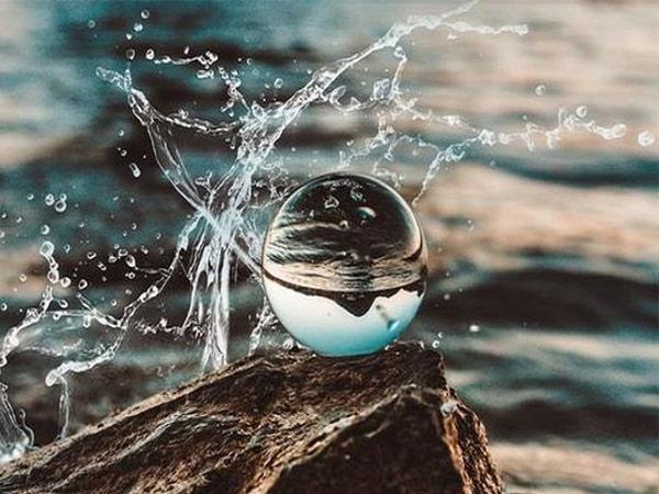 nằm mơ thấy nước