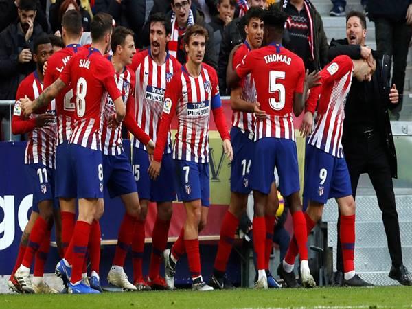 Câu lạc bộ Atletico Madrid - Thông tin cơ bản về Atletico Madrid