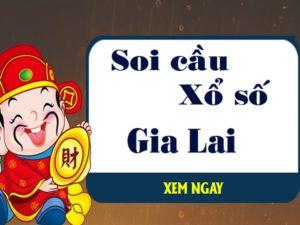 Soi cầu XSGL 18/6/2021 soi cầu bạch thủ xs Gia Lai
