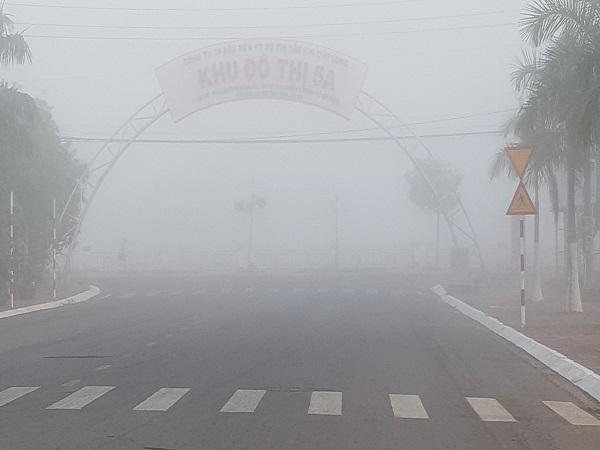 Nằm mơ thấy sương mù đánh con gì?