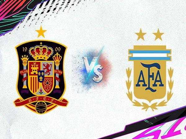 Soi kèo U23 Tây Ban Nha vs U23 Argentina – 18h00 28/07/2021, Olympic 2020