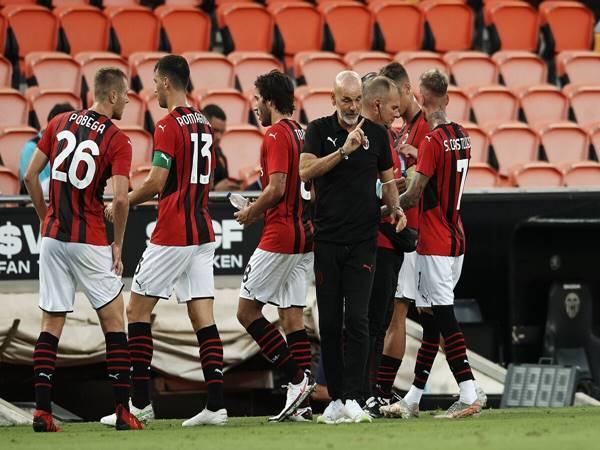 Tin thể thao 5/8: AC Milan thua thất vọng trước đại diện La Liga