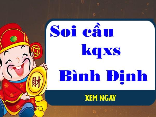 Soi cầu XSBDI 14/10/2021